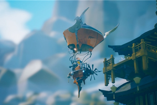 东方幻想探索游戏《黄昏沉眠街》4月14日发售