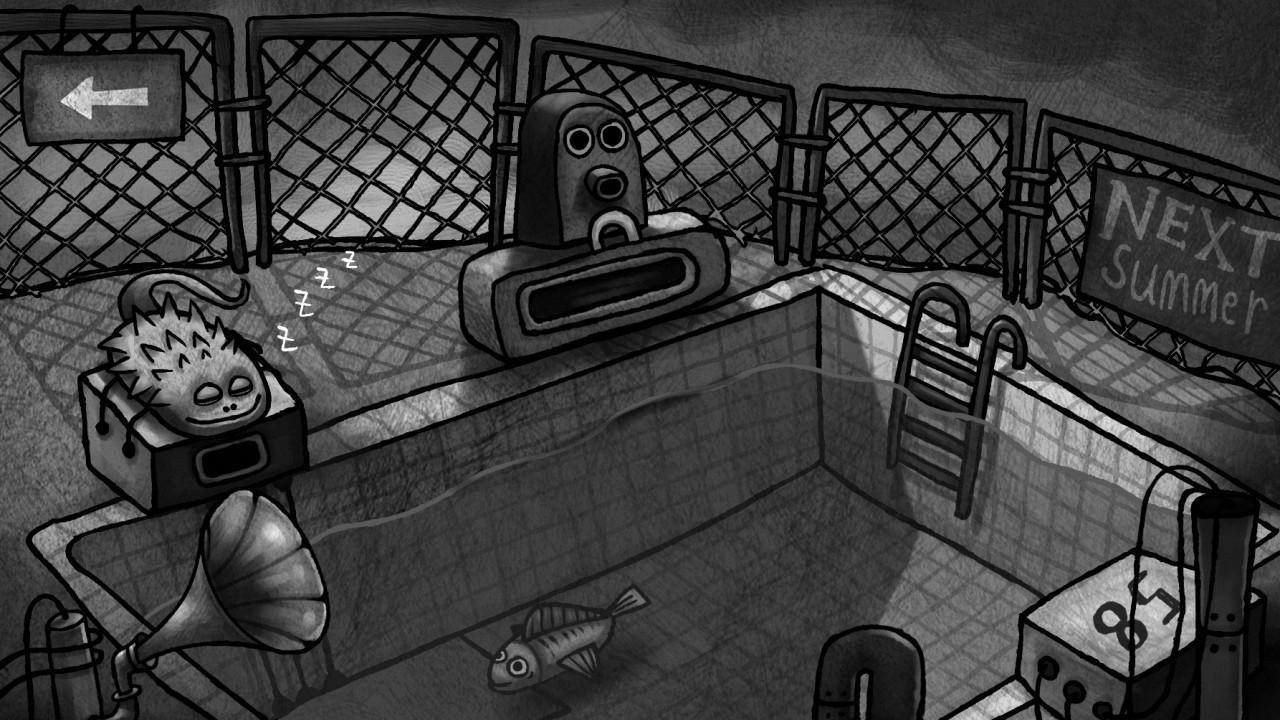 怪物之家图片