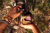 《孤岛惊魂 6》新实机视频 展示了玩家与动物互动场景