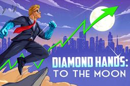 钻石之手:登上月球