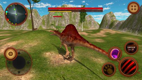 棘龙战斗模拟器