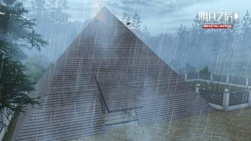 明日之后五大奇观房屋建筑设计金字塔、天空之城等房屋介绍