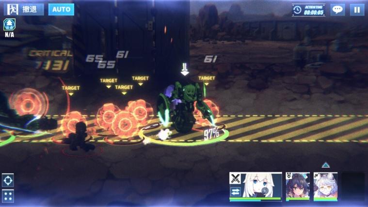重装战姬游戏操作技巧 如何释放技能