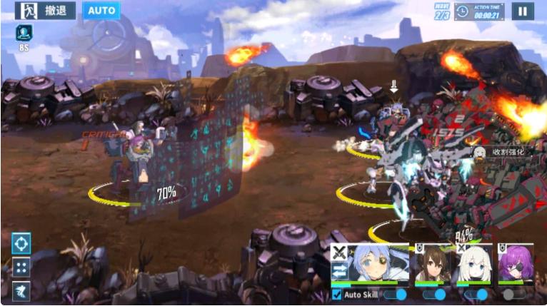 重装战姬重装T的武器选择 武器属性及技巧详解