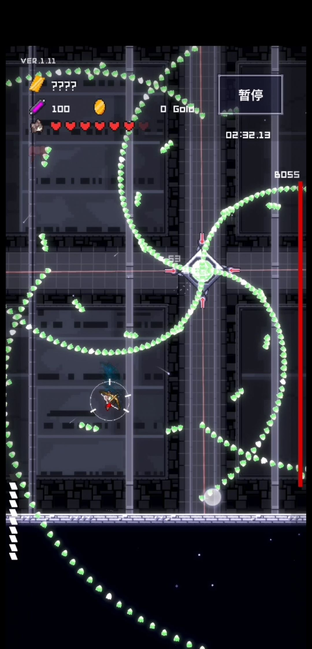 穿梭物语4-7BOSS打法攻略