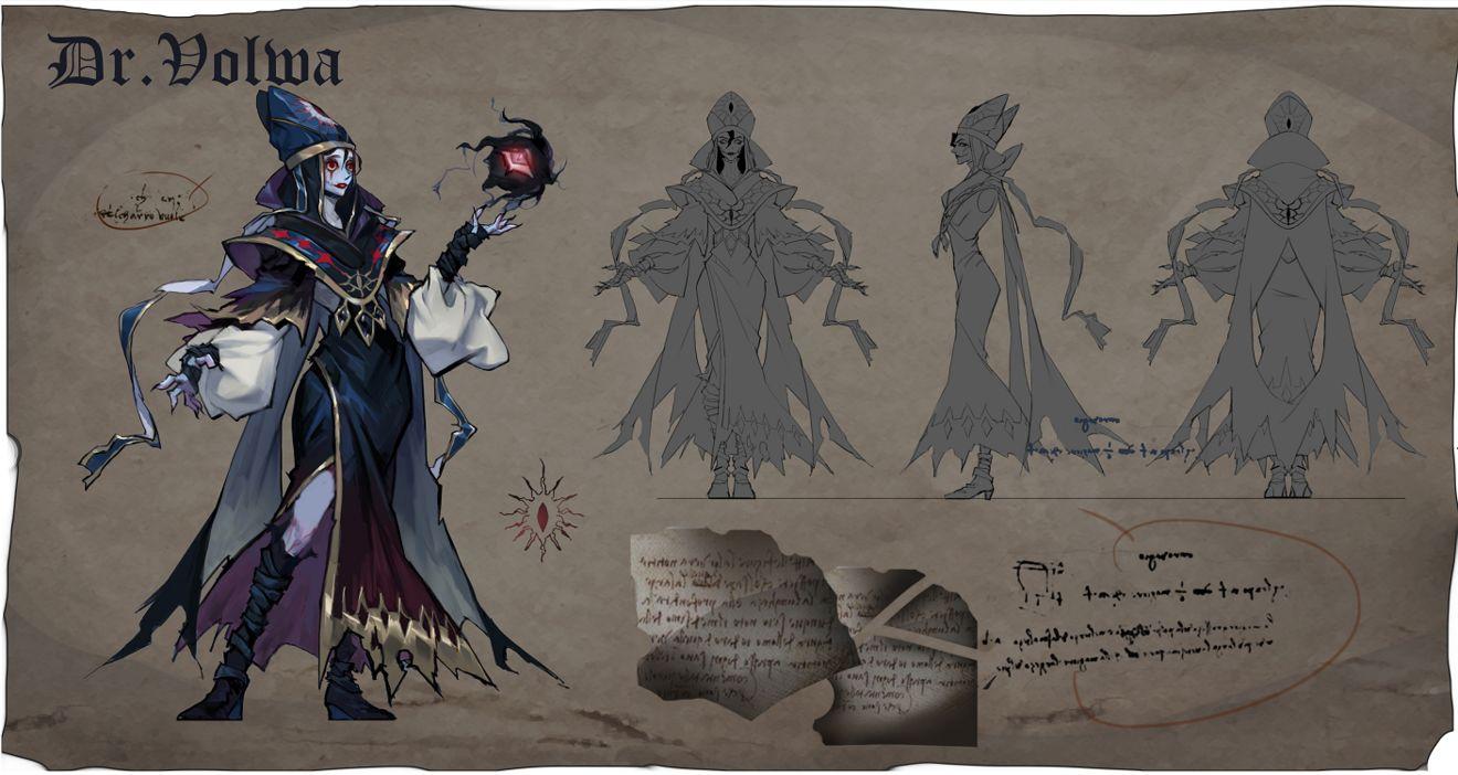 奈奥格之影角色菲萝派系、定位及背景故事详细解析