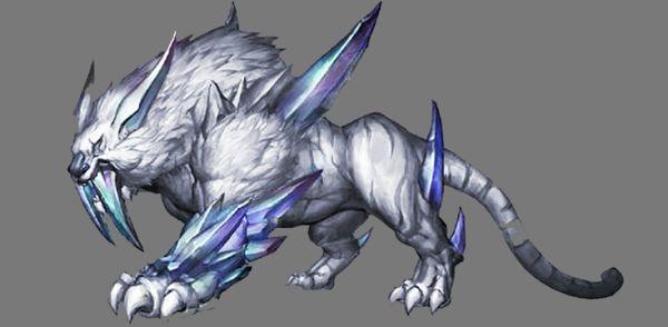 猫狩纪白剑齿虎强不强 白剑齿虎技能解析