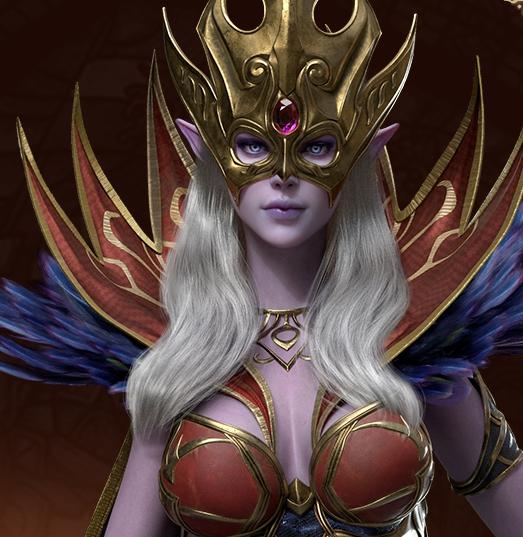 <b>魔法门之英雄无敌王朝埃莉娜技能解析及玩法攻略 埃莉娜角色介绍</b>