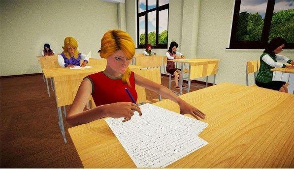 高中少女模拟器