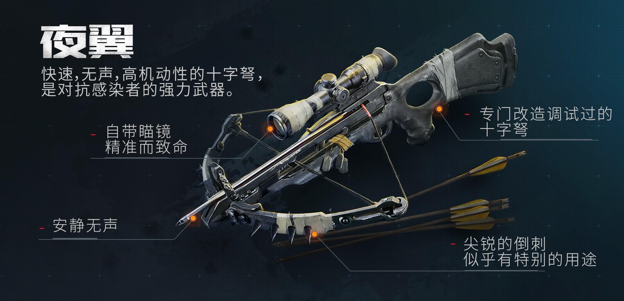 代号生机唐角色介绍 代号生机暗夜猎人唐武器装备详解