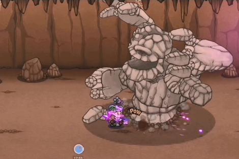失落城堡巨岩怎么打 巨岩打法攻略