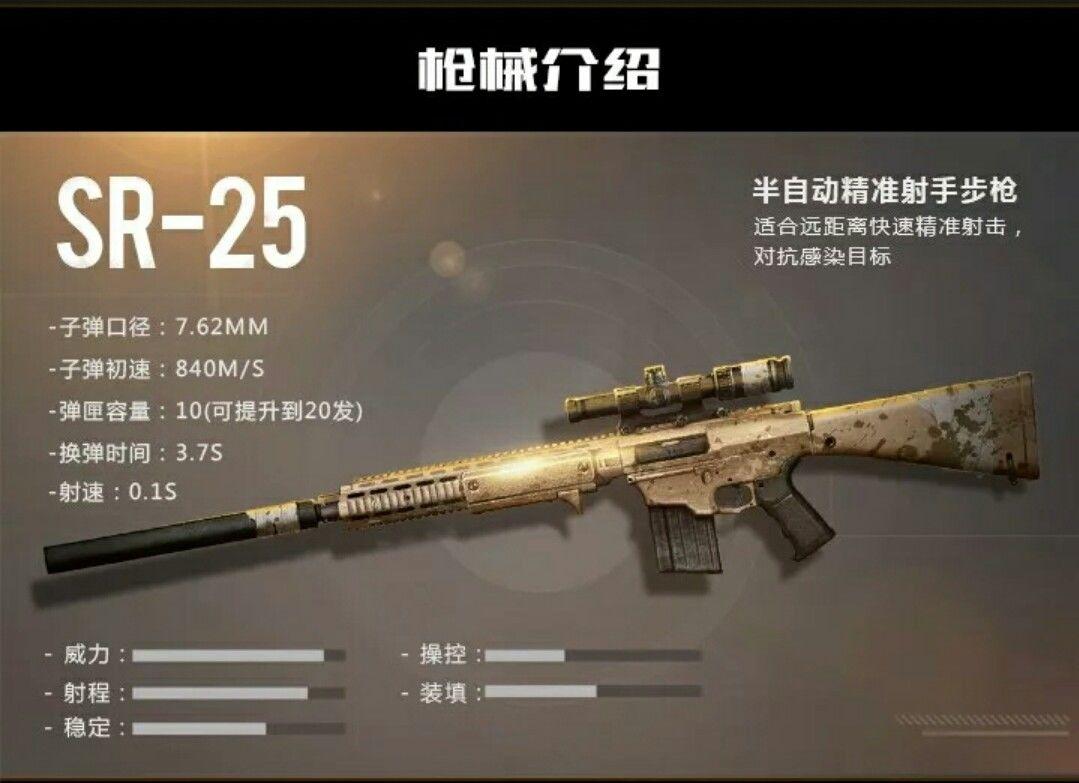 代号生机枪械如何选择 枪支强度排行及玩法一览