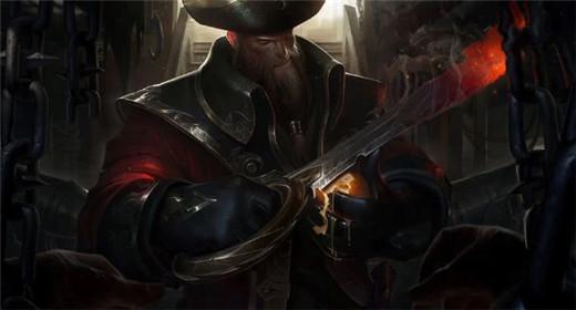 云顶之弈9.21海盗斗士六枪手上分阵容玩法详解