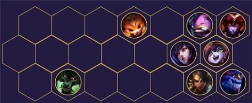 云顶之弈9.21上分阵容推荐 狂野换形龙法玩法详解