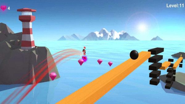超级方块跑酷游戏下载