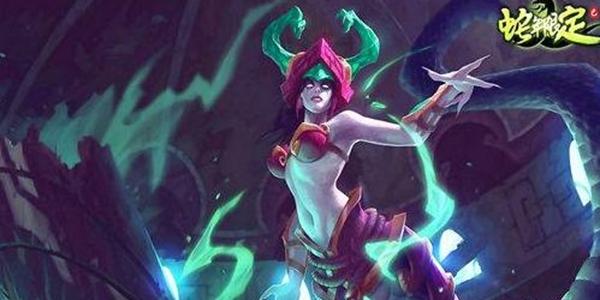 英雄联盟手游蛇女天赋推荐 LOL手游魔蛇之拥出装选择
