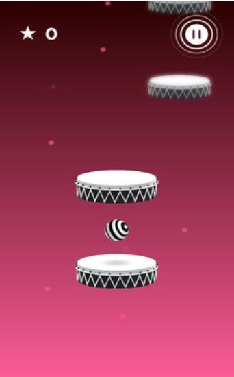 音乐节奏小球球