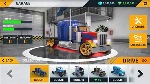 终极卡车模拟器2021