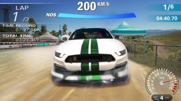 疯狂赛车3D截图