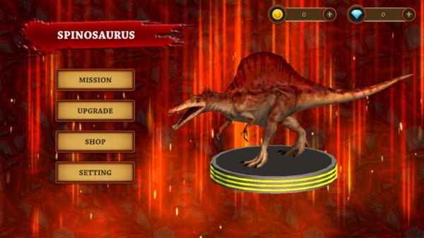 棘龙战斗模拟器截图