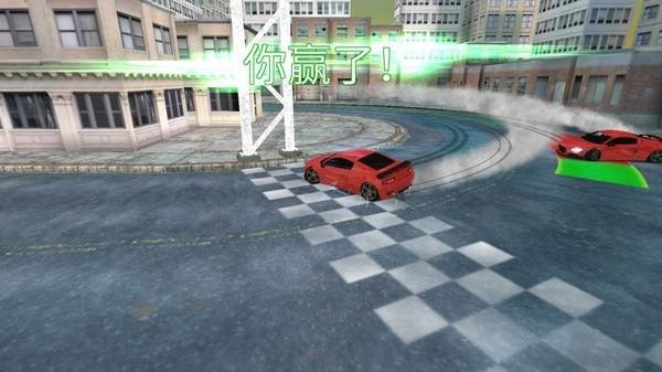 城市漂移竞速模拟赛截图