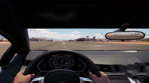 汽车竞速模拟器截图