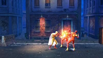 一拳超人街头混战截图