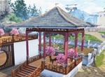 明日之后中式庭院搭建技巧 中式庭院最好看的搭法