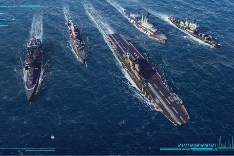 战舰养成计划截图