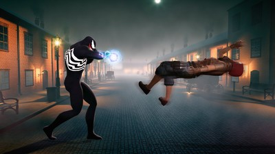 毒液超级英雄截图