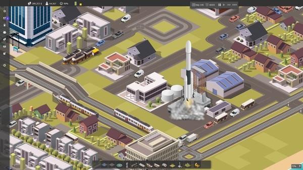 智能城市规划截图