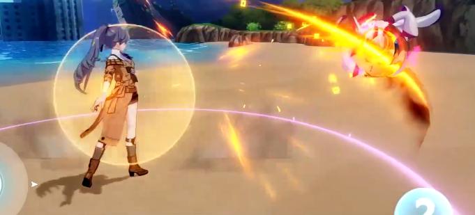 崩坏3雾都迅羽符华技能动作展示 真正燃烧ACG之魂的武神【多图】
