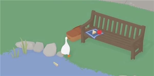 模拟鹅截图