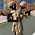 模擬現代戰爭槍神對決3d