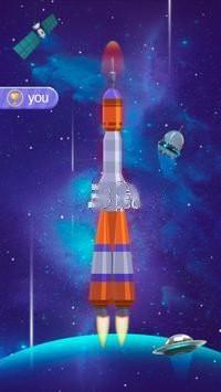 火箭飞行发射截图