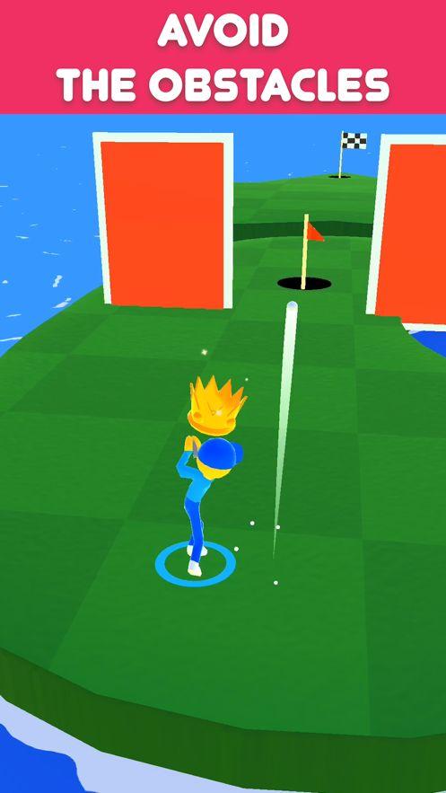 高尔夫比赛截图