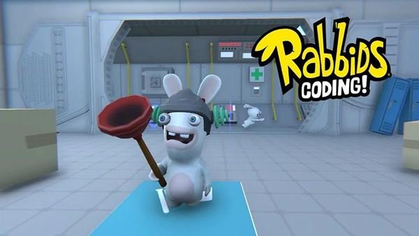 疯狂兔子编程截图