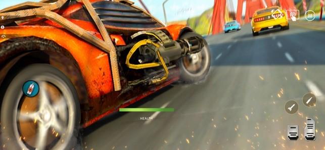 金属汽车射击截图