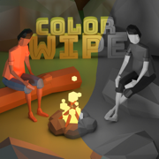 color wipe