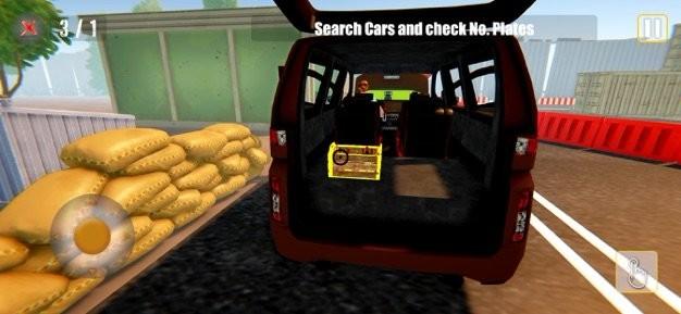 边境巡逻警察模拟器截图