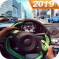 小汽车模拟驾驶遨游中国