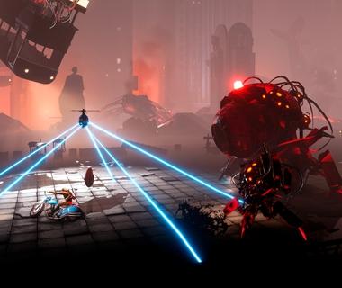 Steam喜加一:免费领2.5D视角动作街机游戏《钢铁鼠》