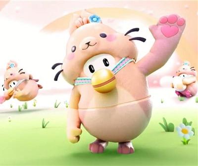 《糖豆人:终极淘汰赛》复活节皮肤公布