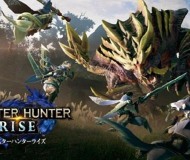 日本TSUTAYA游戏周销榜:《怪猎崛起》四连冠