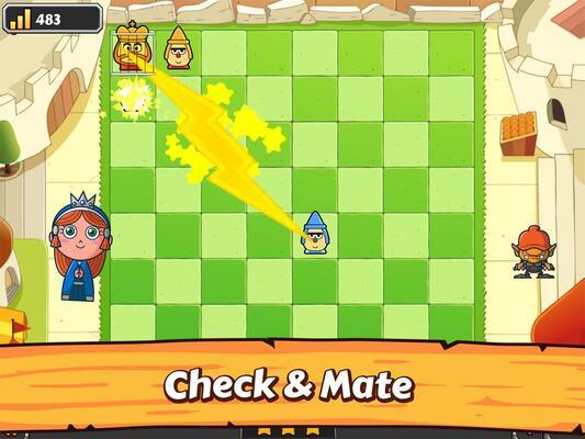 奥尔特曼象棋(Alterman Chess)是Lior Alterman开发的一款棋牌类游戏。 加入惊艳世界的象棋中来!您必须击败怪物,在充满了危险和冒险游戏救出小片。快来玩这个有趣的游戏! 奥尔特曼象棋大师由鲍里斯奥尔特曼开发!我们的目标是促进每一个学生,按照他或她的个人出发点和节奏进行游戏。我们多元化的开发方法为游戏的方便和乐趣做了介绍。 奥尔特曼的国际象棋程序已在幼儿园和学校之间获得成功。 迄今为止,我们服务超过50000名学生。