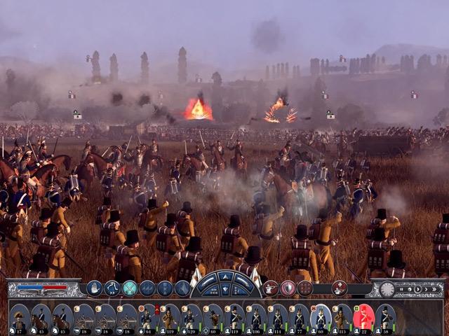 拿破仑:全面战争图片