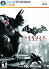 蝙蝠侠:阿甘之城