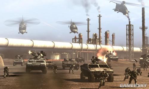 前线:战火之源图片