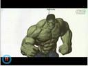 《神奇的绿巨人》游戏制作过程