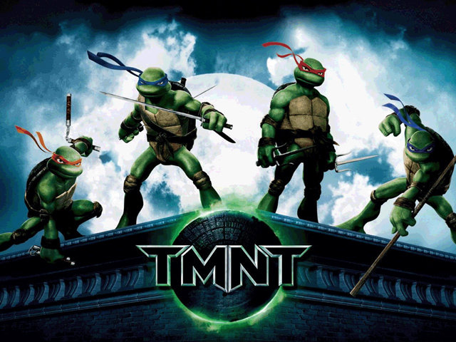忍者神龟2007图片